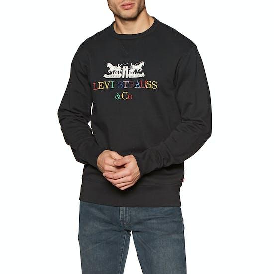 Levi's Graphic Crew Sweater