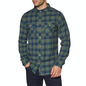 Billabong All Day Flannel Shirt - Forest
