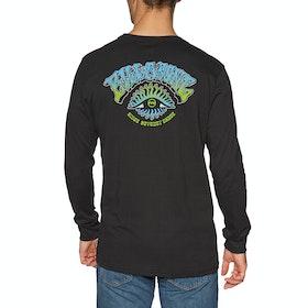 Billabong Iconic Long Sleeve T-Shirt - Black