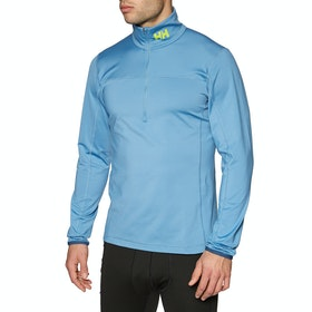 Helly Hansen Phantom 1/2 Zip 2.0 Fleece - 625 Blue Fog