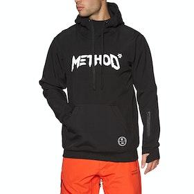 Method Technical Riding Pullover Hoody - Black