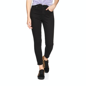 Volcom Liberator Highrise Womens Jeans - Premium Wash Black