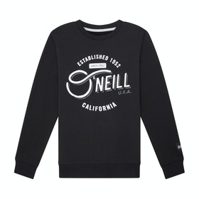 Sweat O'Neill Cali Crew - Black Out