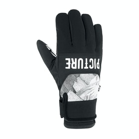 Picture Organic Hudson Snow Gloves - Black