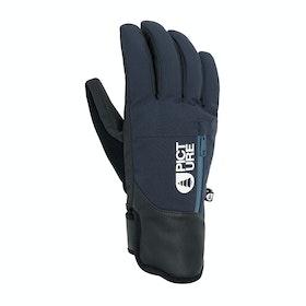 Picture Organic Madison Snow Gloves - Dark Blue