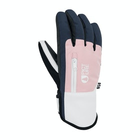 Picture Organic Kakisa Womens Snow Gloves - Pink
