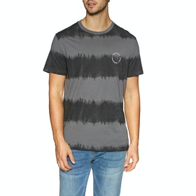 Rip Curl Acidoulous Short Sleeve T-Shirt - Black