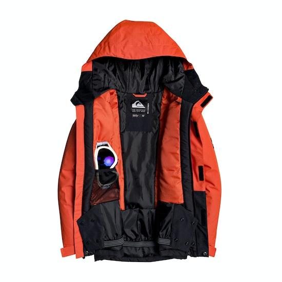 Quiksilver Mission Boys Snow Jacket