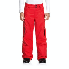 DC Banshee Boys Snow Pant - Racing Red