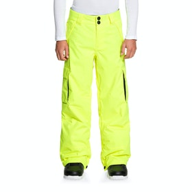 DC Banshee Boys Snow Pant - Safety Yellow