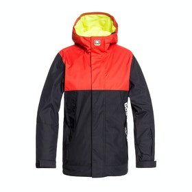 DC Defy Boys Snow Jacket - Black