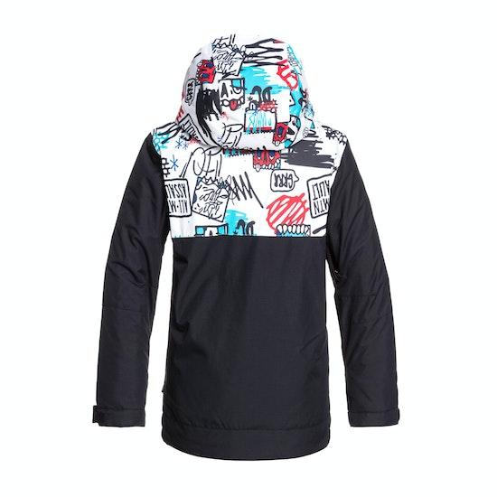 DC Defy Boys Snow Jacket