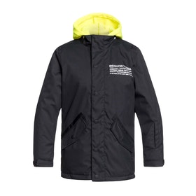 DC Union Boys Snow Jacket - Black