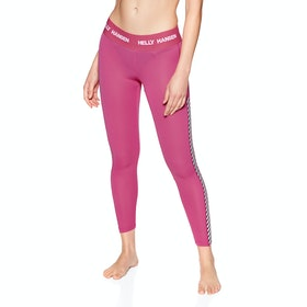 Helly Hansen Lifa Pant Womens Base Layer Leggings - 181 Dragon Fruit