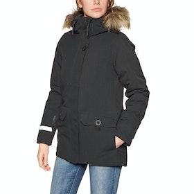 Veste Femme Helly Hansen Svalbard 2 Parka - 990 Black