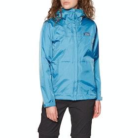 Patagonia Torrentshell Womens Waterproof Jacket - Mako Blue