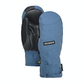 Burton Reverb Gore Mtt Snow Gloves - Light Denim