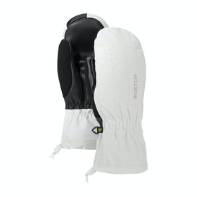 Burton Profile Womens Snow Gloves - Stout White