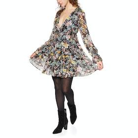 Free People Closer To The Heart Mini Women's Dress - Black