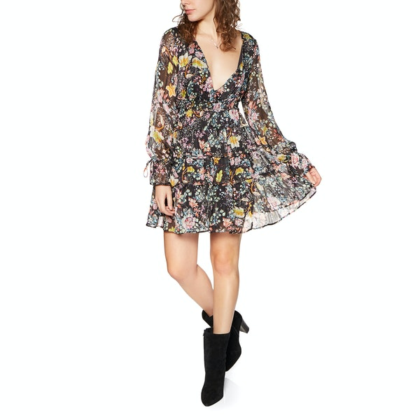 Free People Closer To The Heart Mini Women's Dress