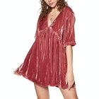 Free People Ivy Velvet Womens ワンピース