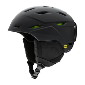 Smith Mission Mips Ski Helmet - Matte Black