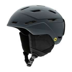 Smith Mission Mips Ski Helmet - Matte Charcoal