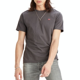 Levi's The Original Short Sleeve T-Shirt - Hm Patch Og Tee Forged Iron
