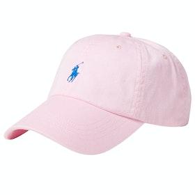 Cappello Polo Ralph Lauren Classic Sport - Carmel Pink