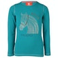 Horka Red Horse Flash Top