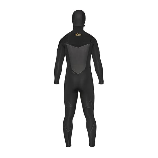 Quiksilver 5/4/3mm Highline Plus Chest Zip Hooded Wetsuit