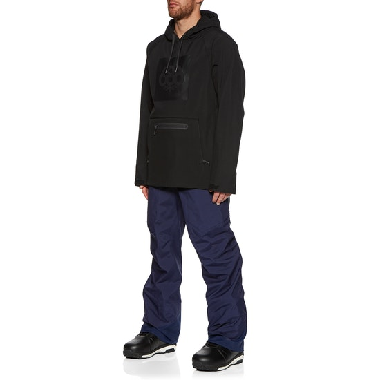 686 Waterproof Hoody Snow Jacket