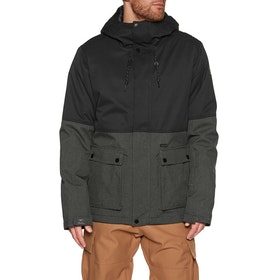 Billabong Fifty 50 Snow Jacket - Iron Heather