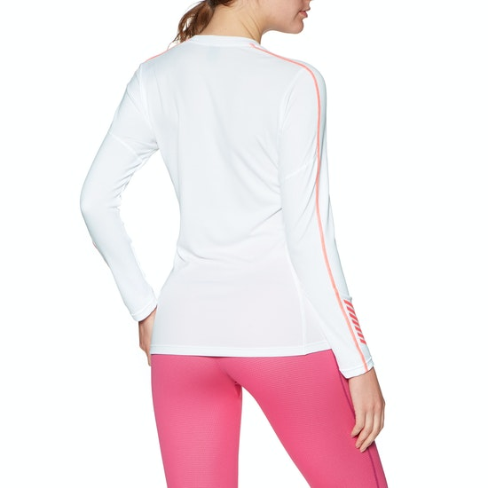Helly Hansen Lifa Active Graphic Crew Womens Base Layer Top