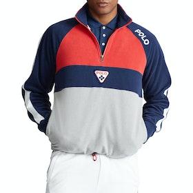 Maglione Polo Ralph Lauren Polo Shield Fleece - Red