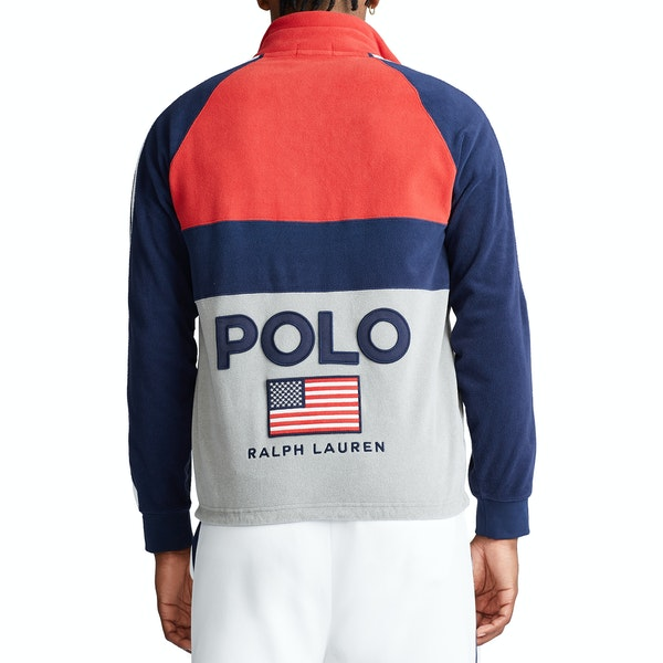 Polo Ralph Lauren Polo Shield Fleece セーター