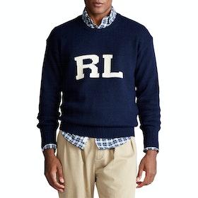 Maglione Polo Ralph Lauren Cotton - Blue
