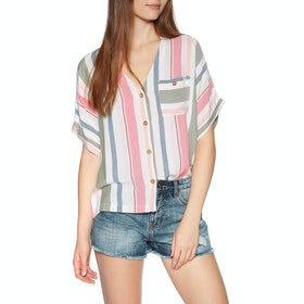 Rip Curl Oasis Muse Short Sleeve Shirt - Multico