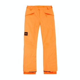 O'Neill Anvil Boys Snow Pant - Citrine Orange