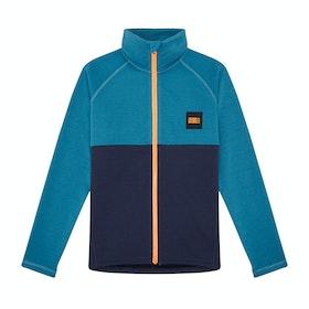 O'Neill PB Full Zip Boys Fleece - Seaport Blue
