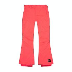 Pantalons pour Snowboard O'Neill Charm Regular - Neon Flame