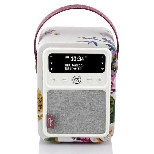 Joules Vq Monty Digital Radio And BlueTooth , Speaker