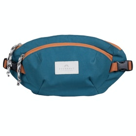 Doughnut Seattle Bum Bag - Teal