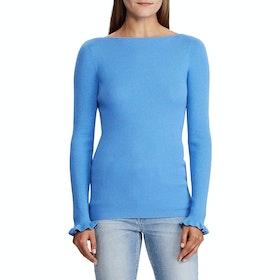 Lauren Ralph Lauren Zulima Sweater - Eos Blue