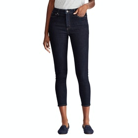 Lauren Ralph Lauren Regal Sknank Women's Jeans - Rinse Wash