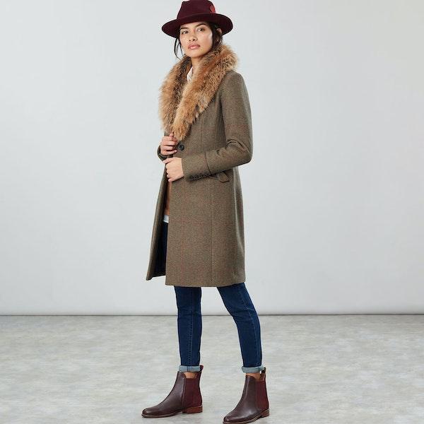 Joules Langley Women's Tweed Jackets