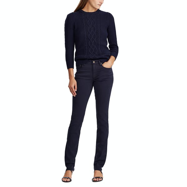 Ralph Lauren Premier Straight , Jeans Dam
