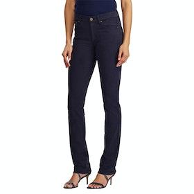 Lauren Ralph Lauren Premier Straight Women's Jeans - Lauren Navy