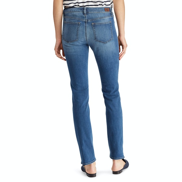 Lauren Ralph Lauren Premier Straight 5 Pocket Women's Jeans