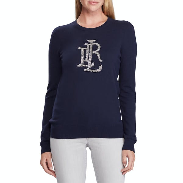 Ralph Lauren Stockdale Long Sleeve , Jumper Dam